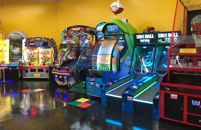 Kidaroos Indoor Playground